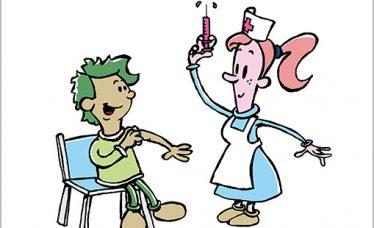 Zaštita djece od zaraznih bolesti cijepljenjem