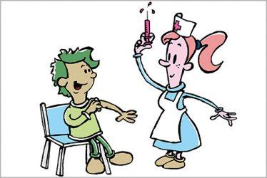 Zaštita djece cjepljenjem