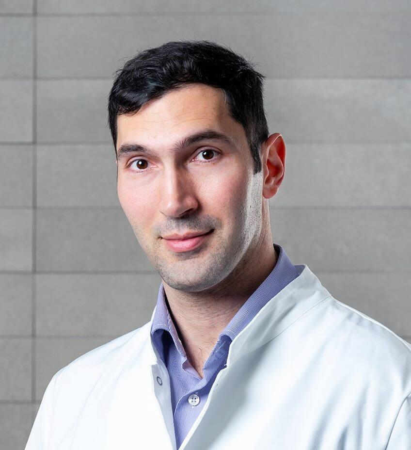 doc. dr. sc.  Ivan Rašić dr. med.