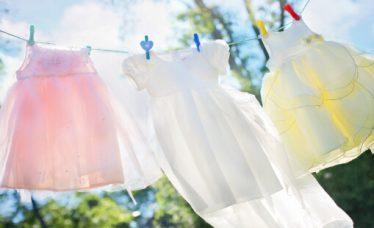 Odabir sredstava za pranje dječjeg rublja