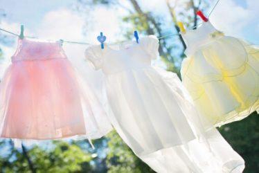 odabir sredstava za pranje dječjeg rubljla