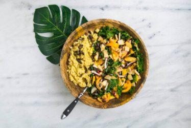 veganska prehrana - sastojci veganske prehrane