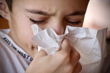 alergijski rinitis kod djece