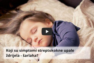 Streptokokna angina i šarlah