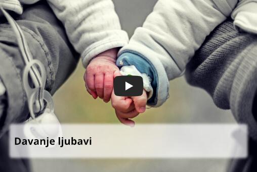 Davanje ljubavi