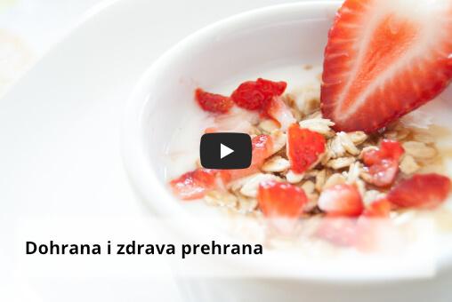 Dohrana i zdrava prehrana