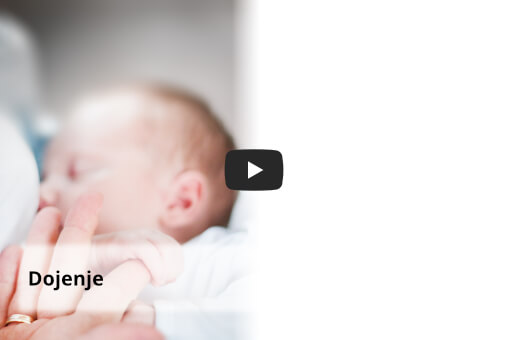 dojenje djeteta