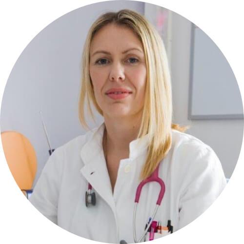 dr.  Iva Mrkić Kobal dr. med.