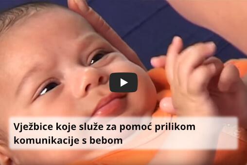 komunikacija s bebom - kako komunicirati s djetetom