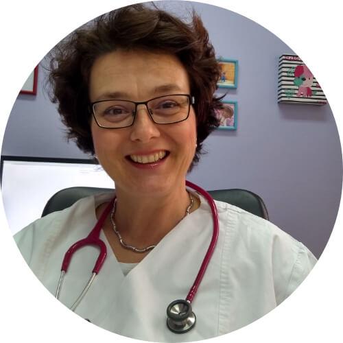prim. mr. sc.  Maja Štimac dr. med.