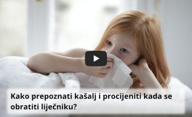 Kako prepoznati kašalj i procijeniti kada se obratiti liječniku?