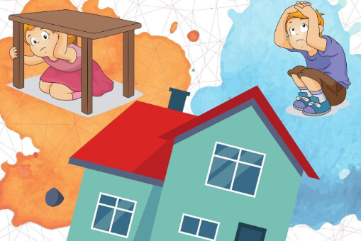 Utjecaj potresa na djecu i roditelje
