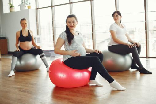 vježbanje tijekom trudnoće