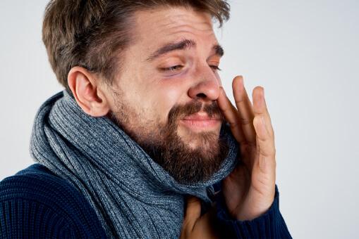 Začepljen nos - postizanje prohodnosti nosa